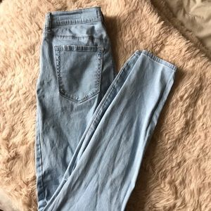 PacSun High Rise Jeggings